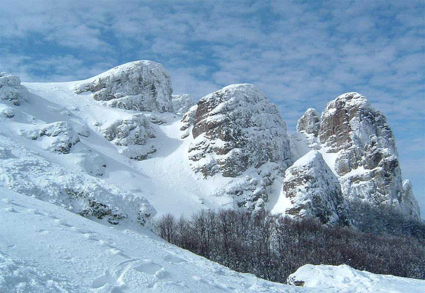 Резултат слика за stara planina babin zub